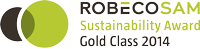 RobecoSAM Awards 2014 Gold Class